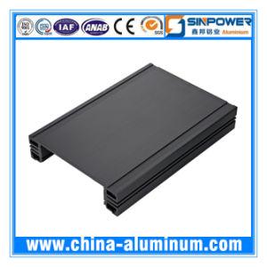 Quality 6063-T5 Industrial Extruded Aluminum / Aluminium Profile