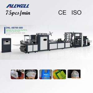 Nonwoven Bag Making Machine for Bag pictures & photos