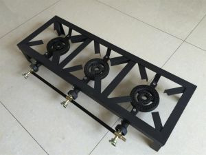 3 Burners Gas Stove Sgb-03 pictures & photos
