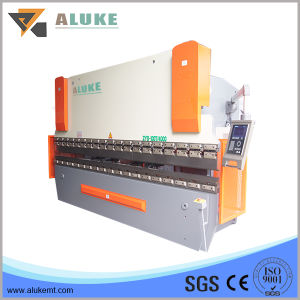Hydraulic Bending Machine for Metal Plate pictures & photos