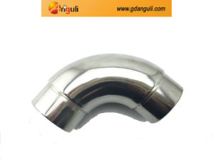Mirror or Satin Pipe Stainless Steel Elbow for Staircase Railing Aj-008 pictures & photos