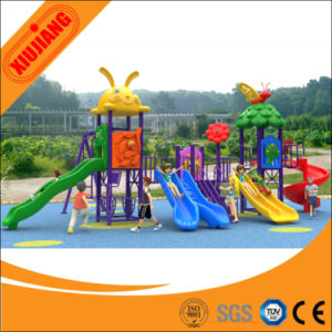 Preschool Outdoor Playground Kids Commercial Outdoor Playground pictures & photos