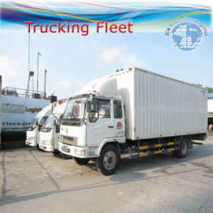 International Shipping Forwarder, Sea Shipment & Trucking Service (20′′40) pictures & photos
