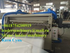 PP PE Thick Board Extrusion Line, Thick Sheets Extrusion Machinery pictures & photos