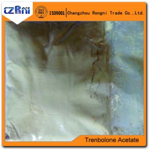No Side Effect Steroids Trenbolone Acetate/10161-34-9 Raw Hormone Powder pictures & photos