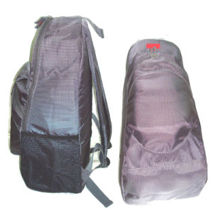 Camping Waterproof Backpack with PU Coated (HQB61) pictures & photos