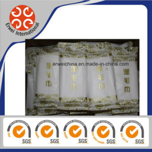Individual Packing Refreshing Restaurant Wet Towel Organic Bamboo Wipes pictures & photos