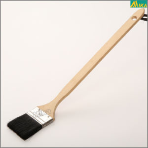 Black Bristle Long Handle Paint Brush pictures & photos