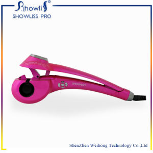 Professtional Auto Magic Hair Curler with Temperature Adjustable pictures & photos