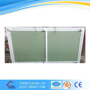 Gypsum Access Panel/Gypsum Board Ceiling Aluminum Spring Loaded Access Panel pictures & photos