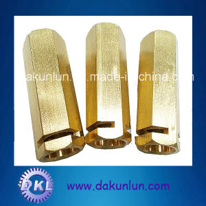 Brass Slot Hex Bushing pictures & photos