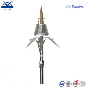 Stainless Steel Guide Discharging Lightning Rod Design pictures & photos