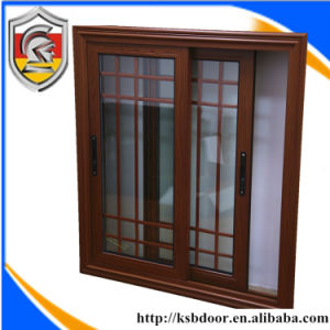 Aluminum Price of Glass Push-Pull Windows