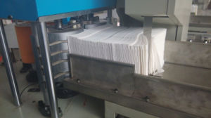 Full Automatic 3 Color Printing Napkin Paper Machine Napkin Machinery Serviettes Machine pictures & photos