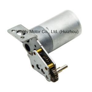 25mm DC 12V Electric Motor with Reduction Gear pictures & photos