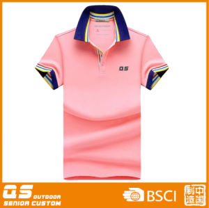 Customed Women′s Colorful Polo T-Shirt pictures & photos
