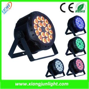 36W 18PCS PAR Can LED Flat Light DJ Lighting pictures & photos
