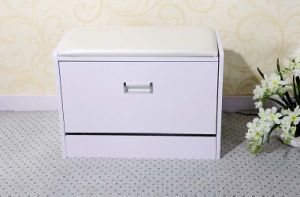 Simiple Style Wooden Shoe Cabinet with Many Color (M-X1083) pictures & photos
