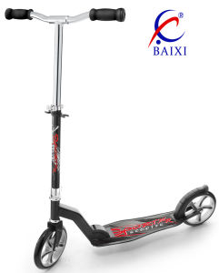 New Design Metal Kick Scooter for Adult (BX-2MBD-145) pictures & photos