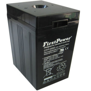 Telecommunication Back-up Battery (CFP2550) pictures & photos