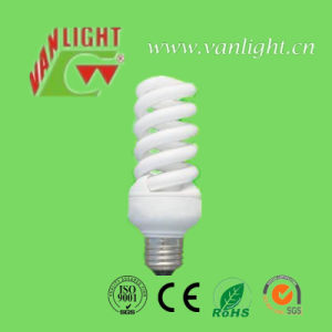 Full Spiral Energy Saving Lamp T3-26W CFL Lighting pictures & photos