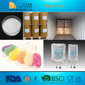 High Quality GMP Pharmaceutical Grade Mannitol Powder
