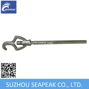 Steel Adjustable Hdyarant Wrench for Coupling pictures & photos