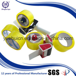 Great Quality BOPP OEM Yellowish Sealing Packing Tape pictures & photos