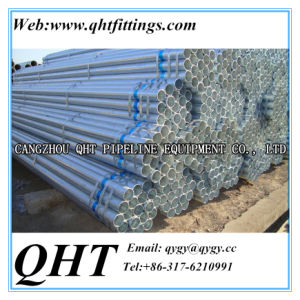 DIN30670 3PE Coated Epoxy Potable Water Steel Pipe pictures & photos