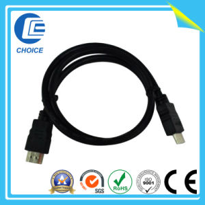 1.4V Micro HDMI Cable (HITEK-62) pictures & photos