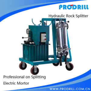 Darda Similarity Hydraulic Rock Splitter Used/Stone Splitter for Demolition pictures & photos
