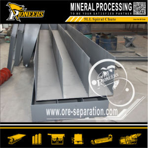 Mining Concentration Mineral Processing Machine Gravity Gold Ore Spiral Concentrator pictures & photos