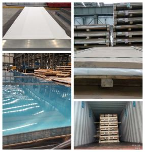 5754 Aluminum Sheet for Boat Deck Board and Construction pictures & photos