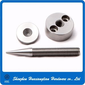 CNC Machining Stainless Steel Turned Turning Parts pictures & photos