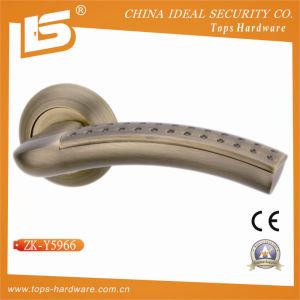 Door Handle and Lock Handle (ZK-Y5957) pictures & photos