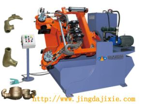 Copper Sleeve Casting Gravity Die Casting Machine Jd-Ab400 Brass Parts Casting Machine pictures & photos