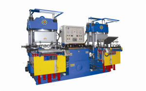 Rubber Auto Parts Processing Molding Machine for Radiator Gasket Made in China pictures & photos