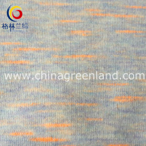 Cotton Polyester Fleece Knitted Fabric for Garment Textile (GLLML118) pictures & photos