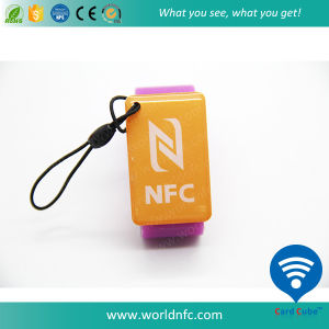 13.56MHz Ntag213 Ntag216 RFID Epoxy NFC Tag pictures & photos