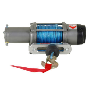UTV Electric Winch with 4000lb Pulling Capacity (lengthen style) pictures & photos
