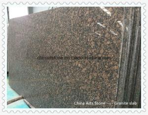 China Blue Black Brown Dark Granite Slab pictures & photos