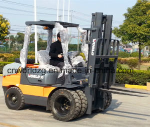 Forklift 3ton with Side Shift pictures & photos