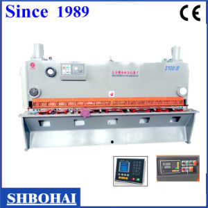 Mechanical Shearing Machine, Hydraulic Shearing Machine (QC12Y 20 X 3200) pictures & photos