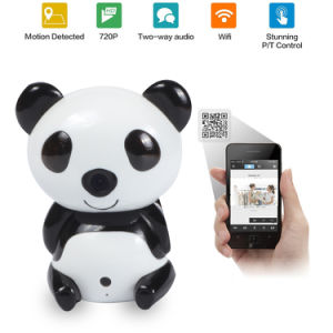 Baby Panda Mini Size Home Decoration Baby Monitor CCTV (FM0004)