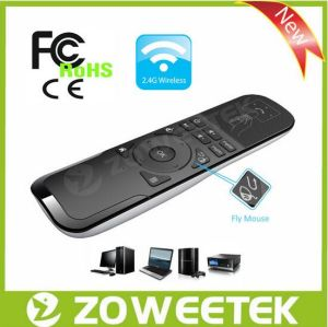 Zoweetek-Wireless Universal Keyboard Remot Control with Air Mouse (ZW-52007-1) Black pictures & photos