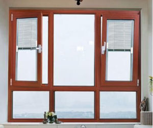 Pictures for Export Aluminum Casement Window