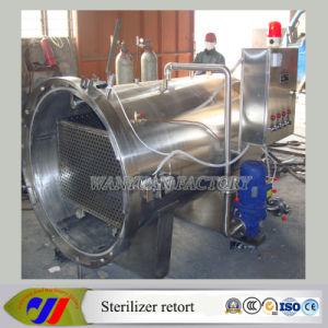 Autoclave Retort Sterilizer for Box Lunch pictures & photos