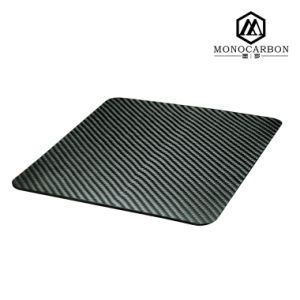 Computer Accessories Promotion Gift Real Carbon Fiber Mouse Mat pictures & photos