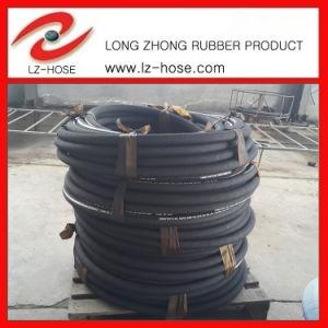 """En 856 2sp High Pressure Oil Rubber Hose 1"""""""