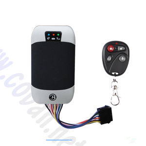 Mini Motorcycle Anti-Theft GPS Tracker with Remote Controller pictures & photos
